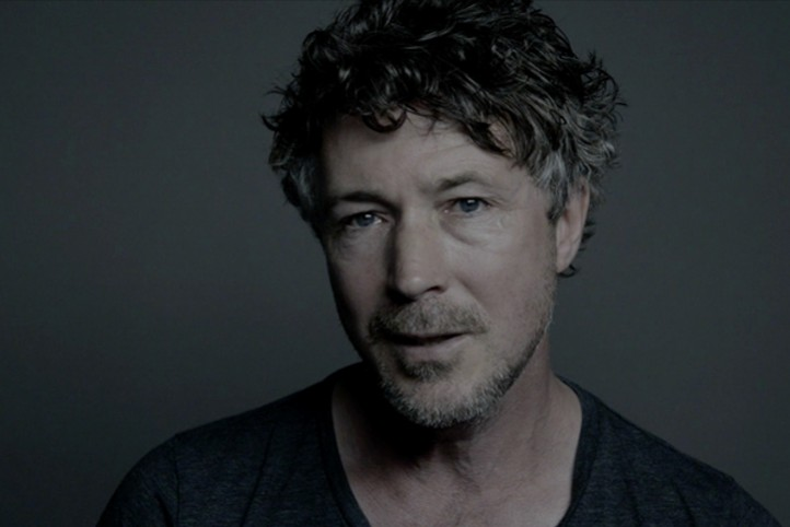 Voices of Syria Aiden Gillen